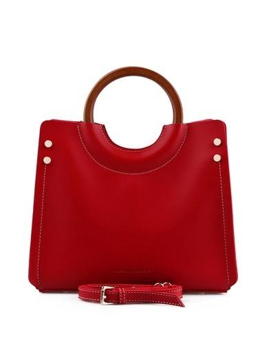 Laura Ashley Çanta Kırmızı